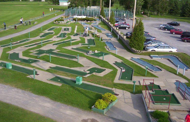 Mini Golf Les Rivières