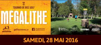 Tournoi de Disc Golf Trois-Rivières